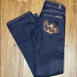🔥 7 of all mankind Jeans Size 26